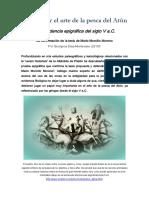 Las orcas y el arte de la pesca del Atún - Confirmación epigráfica de una hipótesis del científico jiennense, Mario Morcillo Moreno.