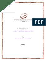 FACULTAD DE EDUCACIÓN INICIAL  monografia.pdf