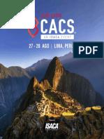 LatinCACS Peru Brochure