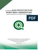 Pedoman Penyusunan Dokumen