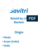 Savitri Introduction Notes Power Point.ppt