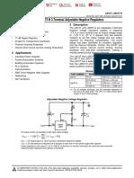 Data Sheet Lm337