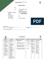 Formatos Planes y Jornalizacion