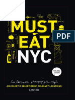 Must Eat NYC, Edition 2018