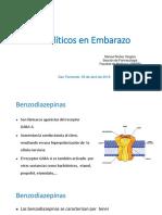 Farmacología Clase 19