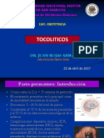 Farmacología Clase 22.Tocoliticos