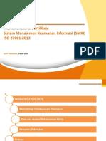 Implementasi Dan Sertifikasi ISO 27001:2013