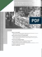 Daft (2011) Cap 6 Cultura y Organizaciones