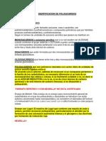 Identificacion de Polisacaridos