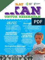 Flyer 2018 Manfaat Ikan 15x21cm