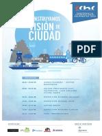 Programa Construyamos Visión de Ciudad