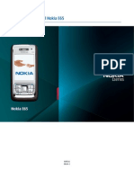 Manual Nokia e65