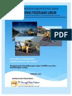 Penawaran Administrasi & Teknis Pengawasan (KONSULTAN)