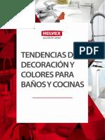 HelvexPerú Guía Baño Y Cocina