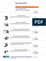 Guia de Repuestos Para PS2 (Muy Completa)