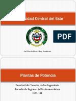 Historia de La Centrales