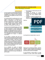 Lectura - La Infografía Como Recurso de Comunicación
