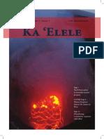 Ka 'Elele - 12 Pages Magazine