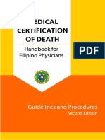 Medical Certification of Death_Handbook for Filipino Physicians_2nd Ed