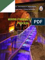 Proceso de Formalizacion Minera