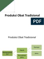 3. Produksi OT