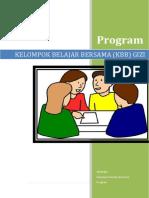 Program Kerja KBB Rev 3