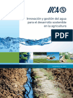 Manual - Innovación y Gestión Del Agua Para El Desarrollo Sostenible en La Agricultura