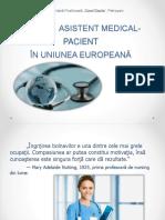 Relatia Asistent Medical-pacient