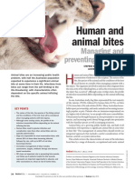 Human and Animal Bites