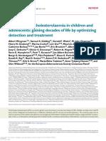 Hipercolesterolemii Familiale EAS 2015