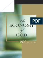 the economy of God.pdf