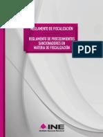 Reglamento de Fiscalización 2018