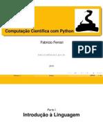 Python para Computação Científica