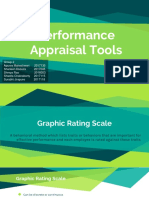 Graphic Rating Scale and Checklist