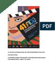 41 Festival Internacional de Cine Independiente de Elche. Sección Oficial Mobile Film Maker