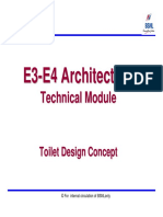 E3-E4 Arch Chapter-3 Toilet Design Concept