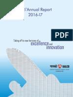 36th Annual Report (2016-17)