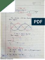 3 - Three Phase AC Network Analysis