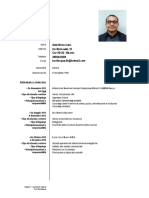 CV Amir Bevilacqua