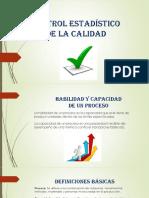 Control Estadístico de la Calidad Unidad II.pptx
