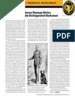 Horace Wayman  Bivins history