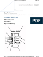 Articulated Hitch Group
