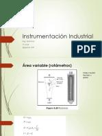 Instrumentación Industrial SEMANA 9