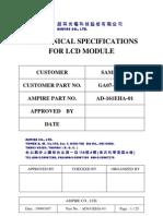 LCD SPEC2
