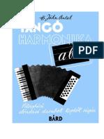 Ifj. Jáhn Antal - Tangó harmónika ABC - Világhírű előadási darabok kezdők részére.pdf