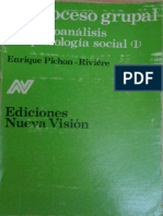 Del psicoanalisis a la psicologia Social, Pichon Riviere.pdf
