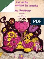 La Niña Que Iluminó La Noche, Bradbury