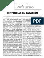 Casación 3001 2013 Ica Los Contratos Firmados Por Uno de Los Cónyuge No Obligan a La Sociedad Conyugal Legis.pe