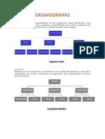 01.Organigrama Concepto Análisis Estructura