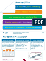 TEOA-P Portal Overview